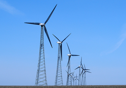 Iowa Wind Farm 1